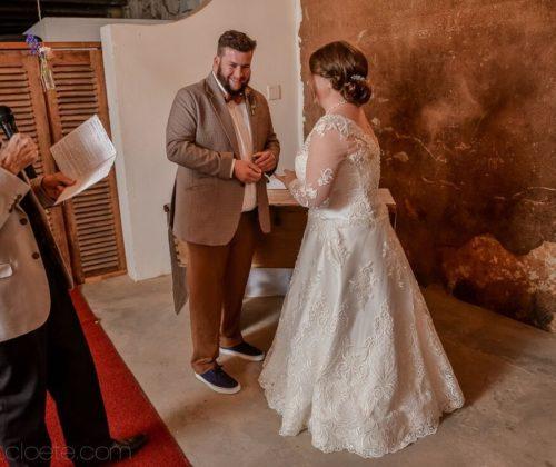 wedding celebrant cape town
