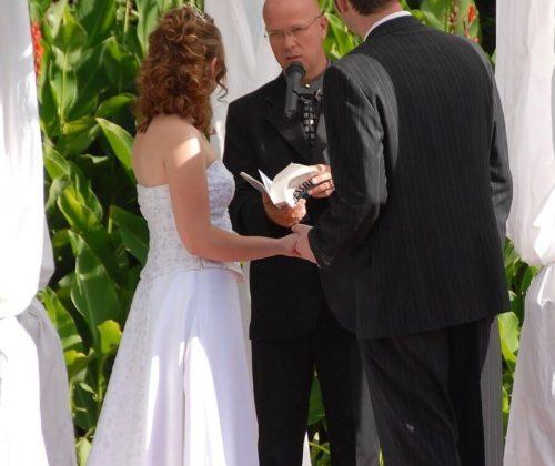 wedding pastor pretoria