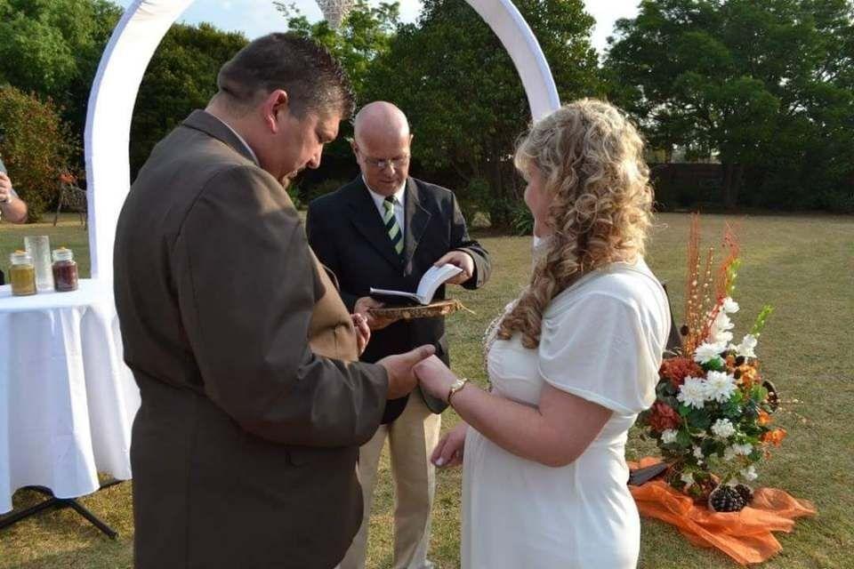 marriage officer pretoria