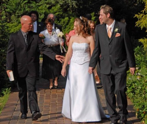 wedding minister johannesburg